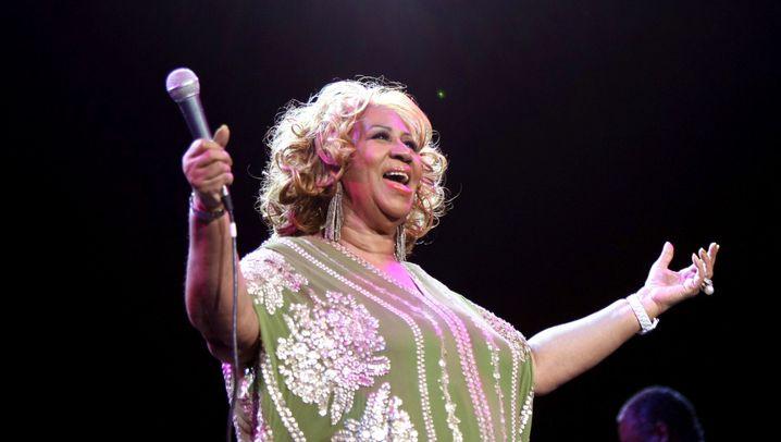 """Aretha Franklin: Die Kleider der """"Queen of Soul"""""""