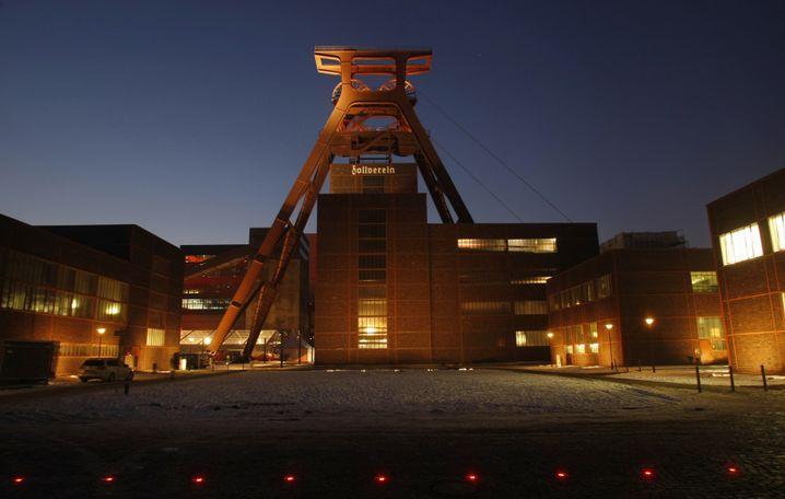 Zeche Zollverein: Industriebrache wird Kulturgut