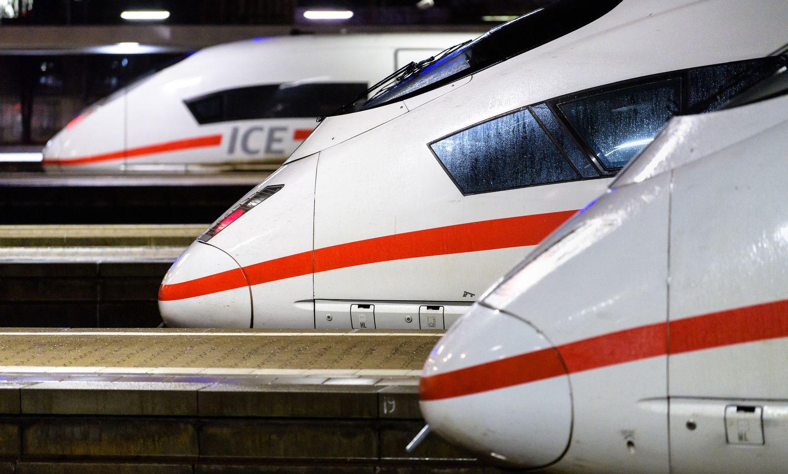 Bahn/ neue Züge