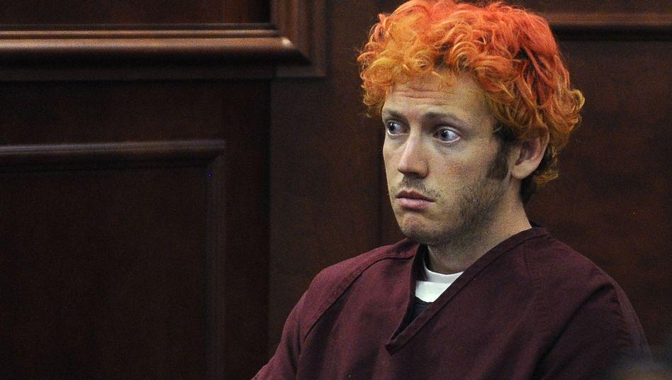 Mutmaßlicher Mörder von Denver: James Holmes erstmals vor Gericht