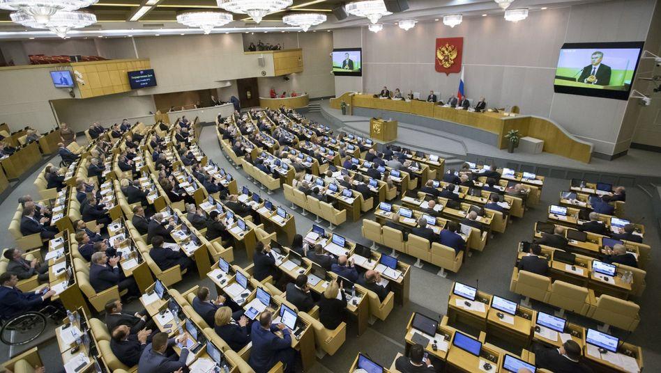 Russische Abgeordnete