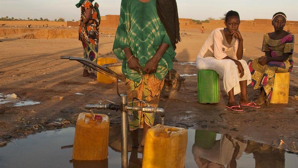 """Uranabbau im Niger: Der Fluch des """"strahlenden Goldes"""""""