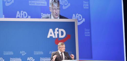 AfD und Bundesparteitag: Mit Tarnanstrich in den Wahlkampf