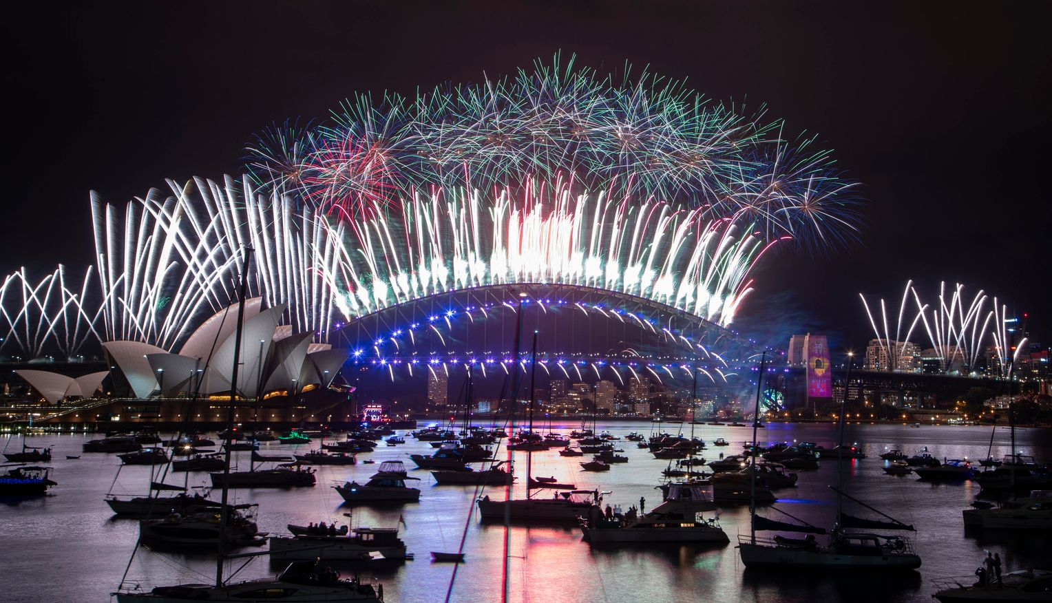 Silvester Sydney 2021