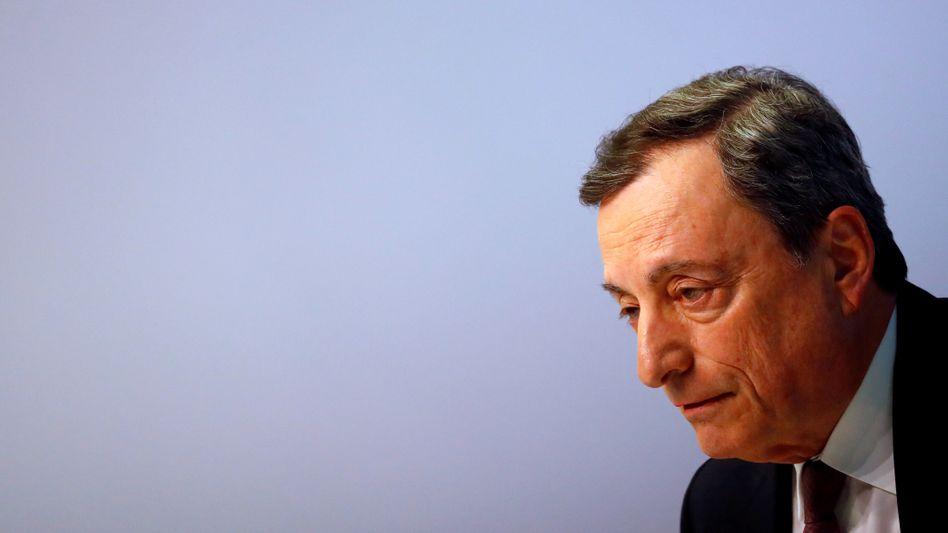 Aus Sicht orthodoxer Notenbanker hat die Draghi-EZB diverse rote Linien überschritten