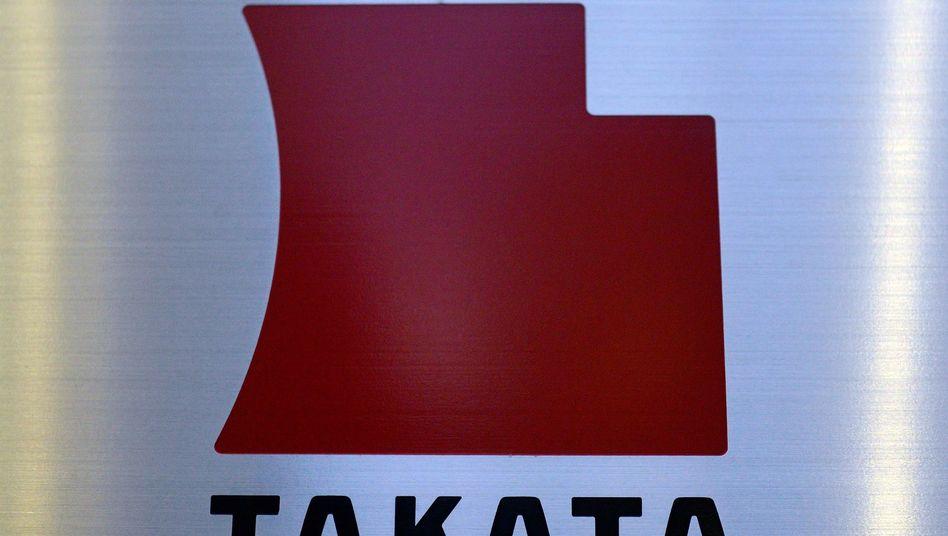 """Takata-Logo: """"Die Marke hat keine Zukunft mehr."""""""