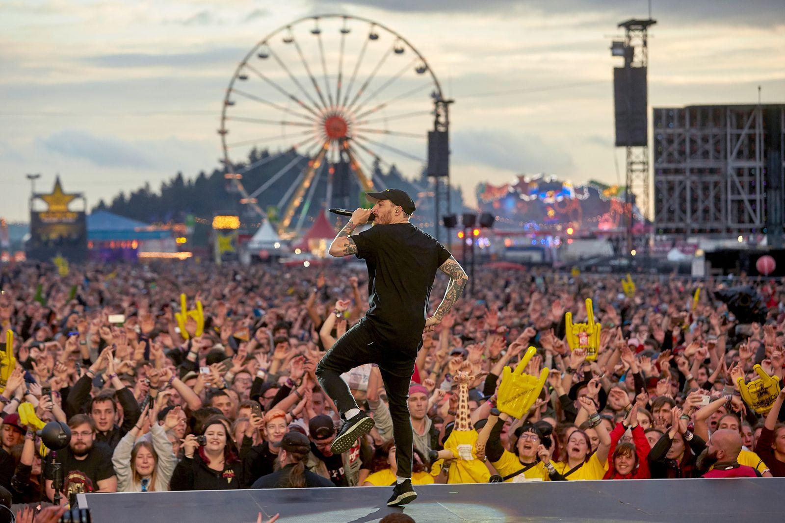"""Musikfestival """"Rock am Ring"""""""