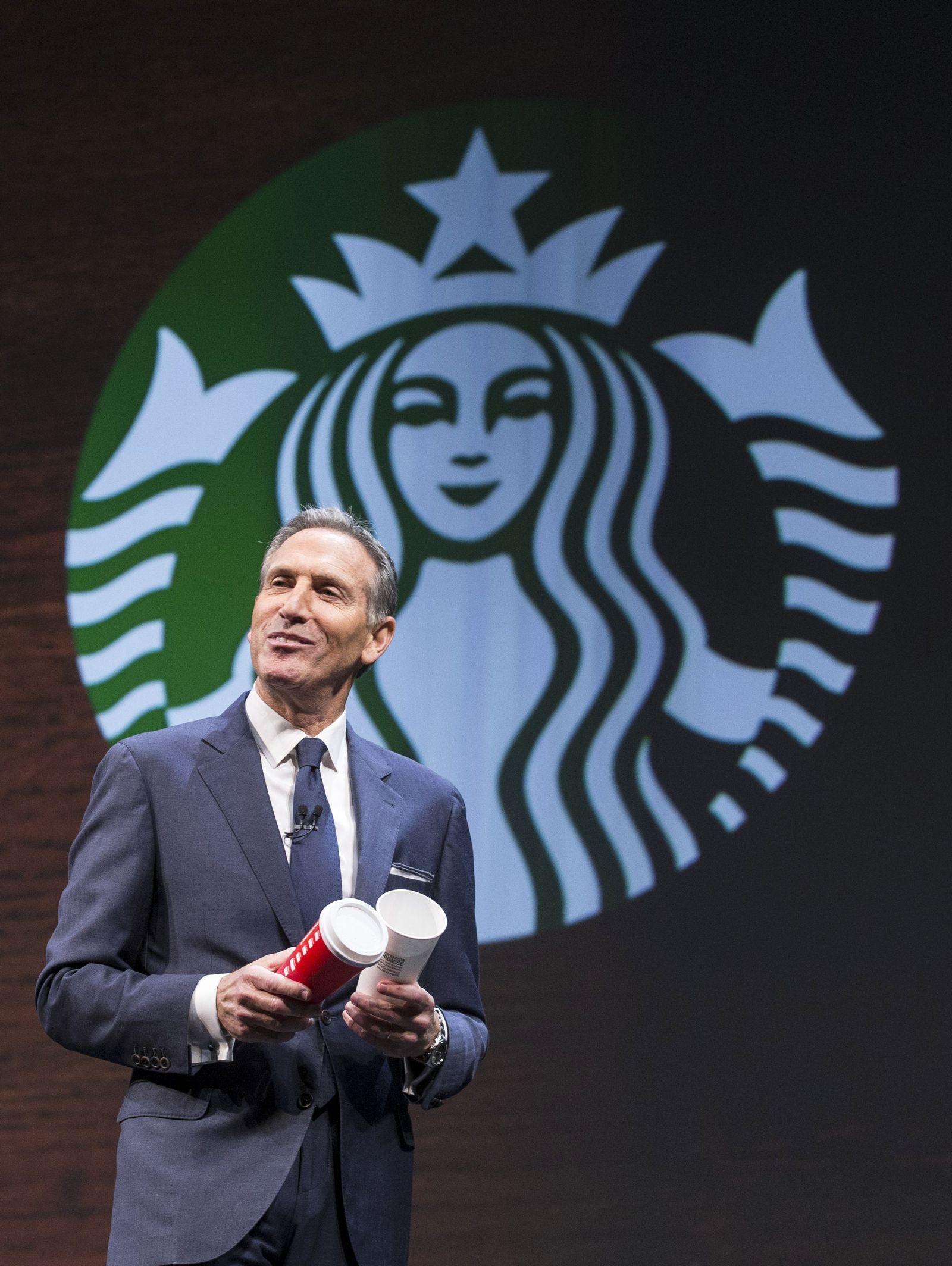 Howard Schultz / Starbucks