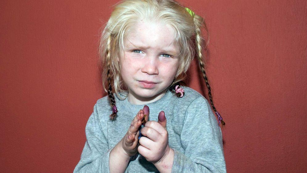 Polizeisuche: Wer ist dieses Kind?