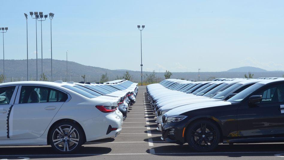 BMW-Werk in Mexiko: Hoffen auf die Globalisierung