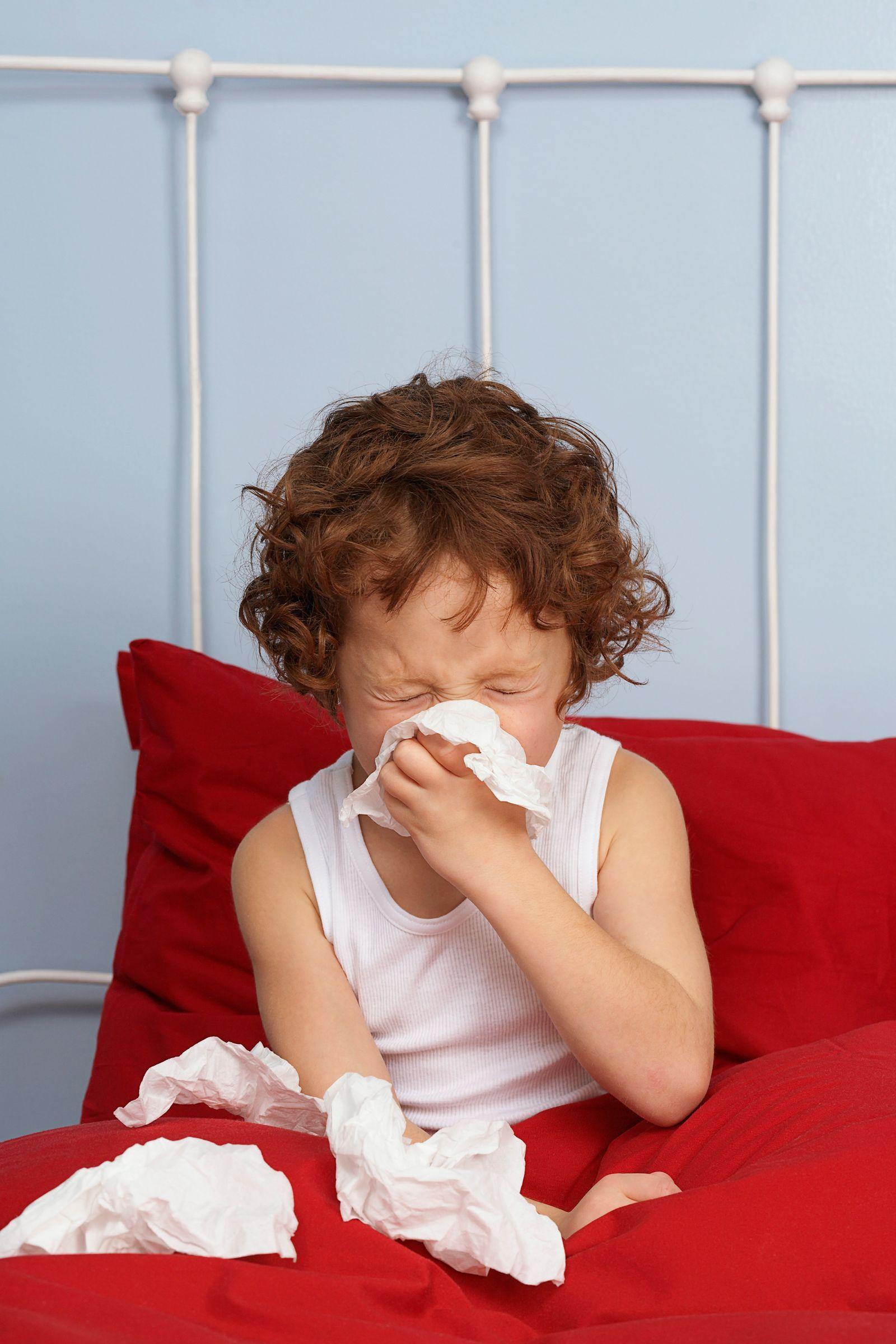 NICHT MEHR VERWENDEN! - Grippe/ Erkältung/ Niesen/ Influenza