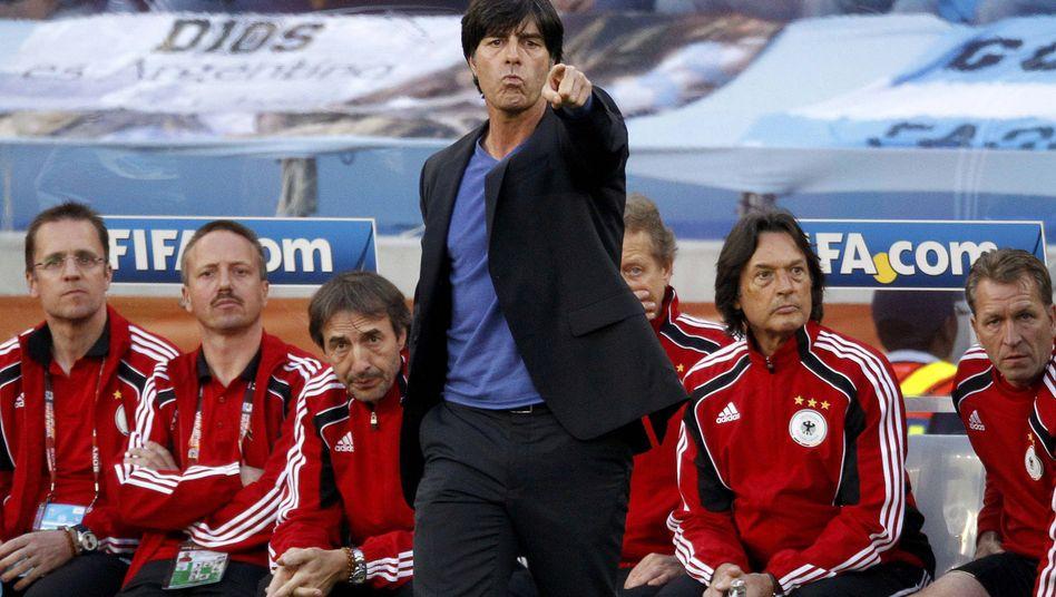 Bundestrainer Löw: Die Gedanken gehen nur in Richtung Halbfinale
