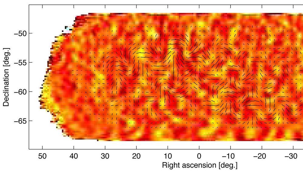 Urknall: Signale der Inflation des Universums