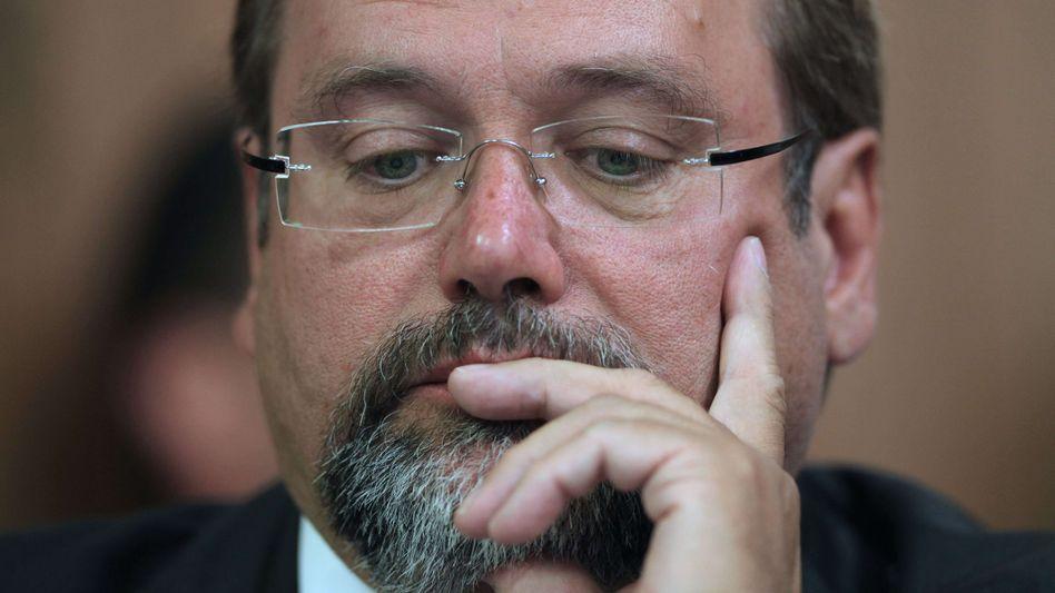 Oberbürgermeister Sauerland: Der CDU-Mann gerät auch in der eigenen Partei unter Druck