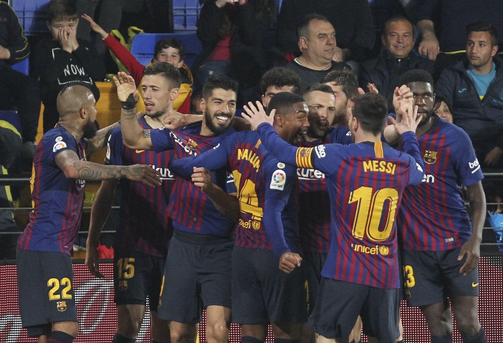 FC Barcelona Villarreal