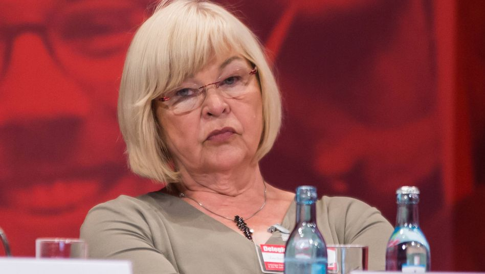 Barbara Borchardt (Archivbild): Umstrittene Personalie