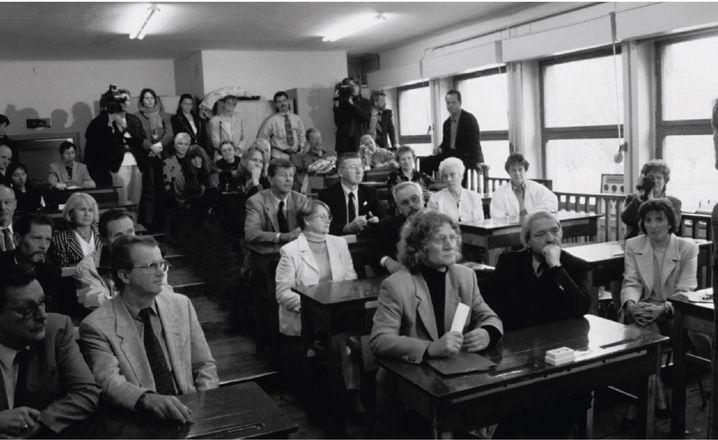 Das Wiedersehen: Klassentreffen 1996