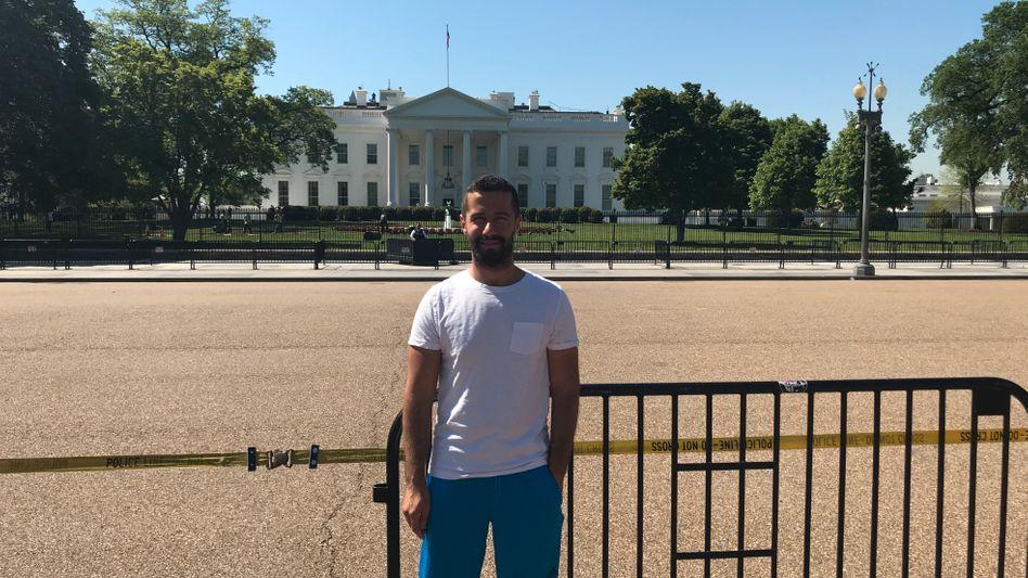 "Celal Sipahi in den USA: ""Ich habe zuerst an Fake News geglaubt"""
