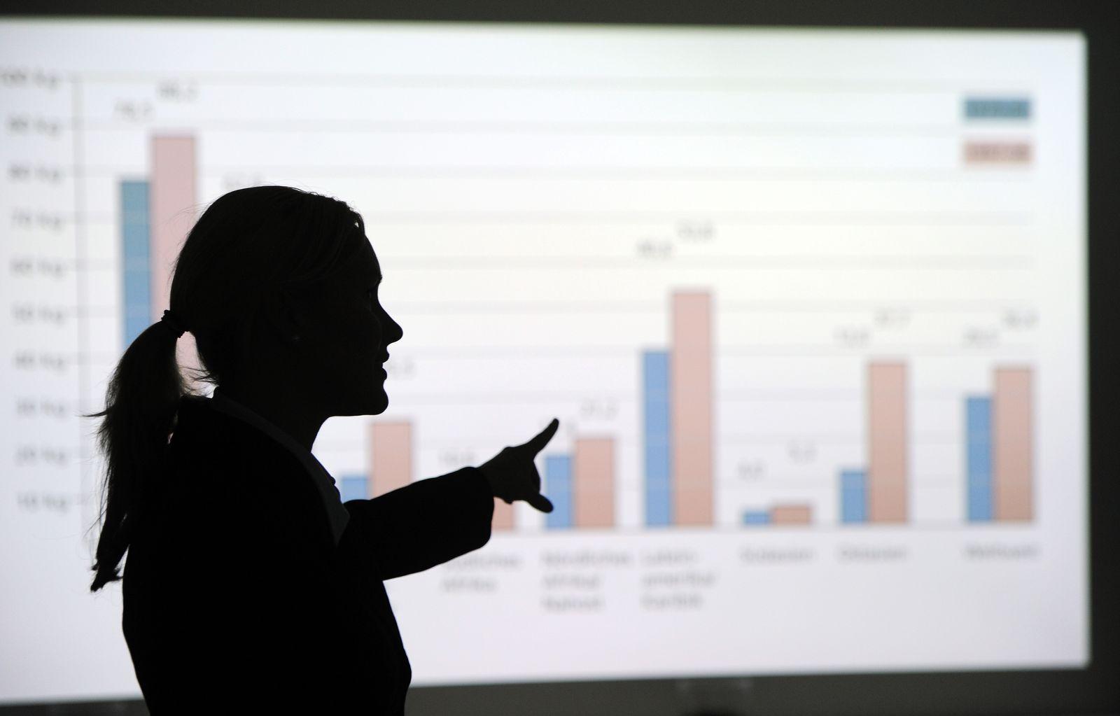 Präsentation / Büro / Unternehmen