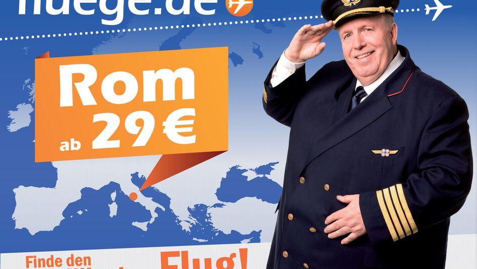 Fluege.de-Werbung (2014)