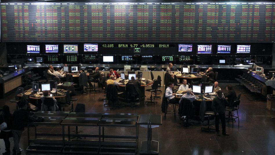 Börse von Buenos Aires