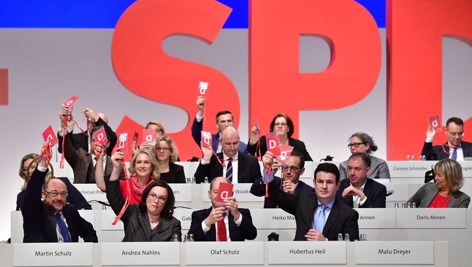 SPD-Politiker