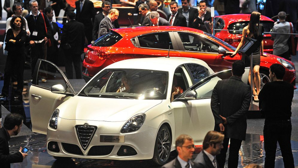 Autokonzerne: Sportwagen baden Chrysler-Deal aus