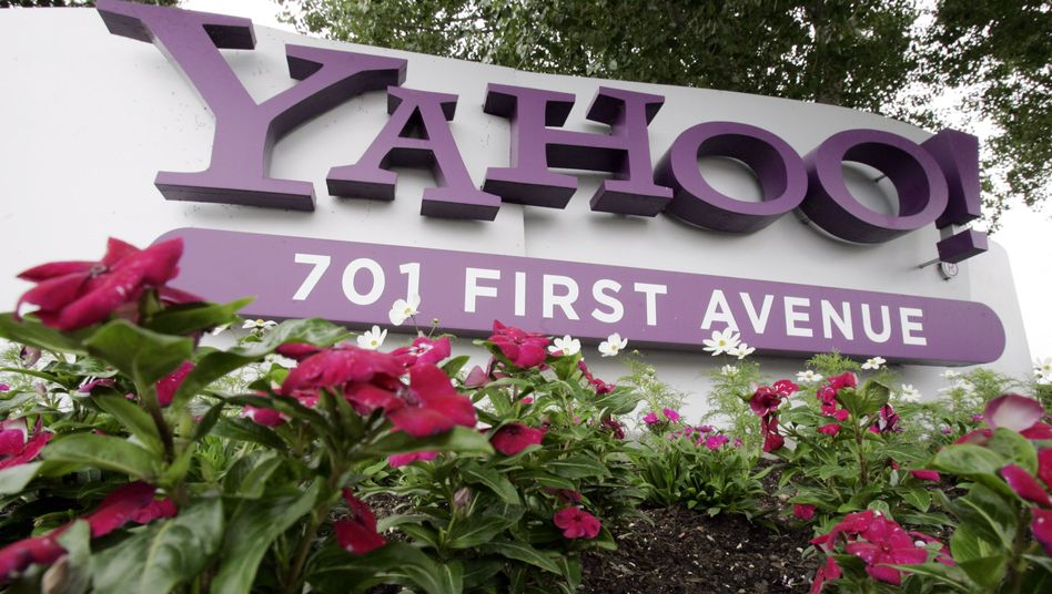 Yahoo-Zentrale: Klage gegen die Prism-Beteiligung wird veröffentlicht