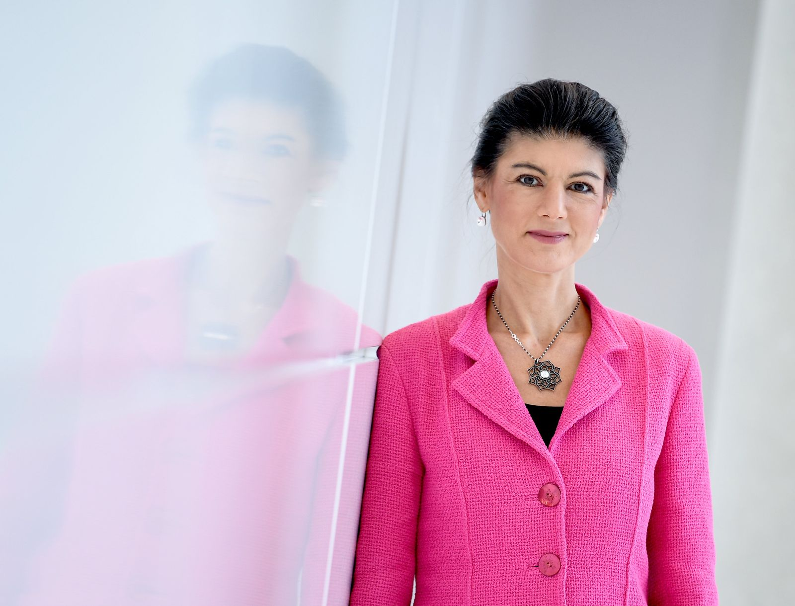 Linksfraktionschefin Sahra Wagenknecht
