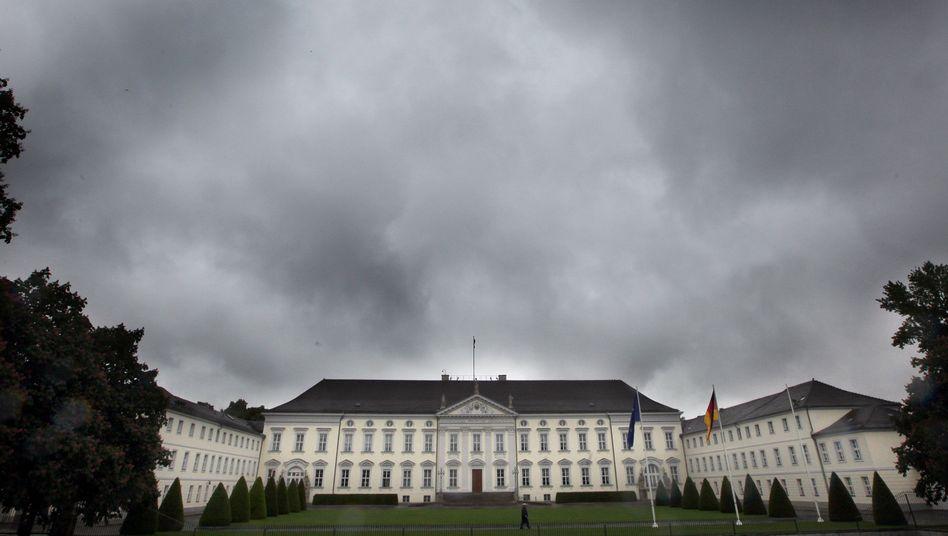 Schloss Bellevue, the residence of Germany's president.