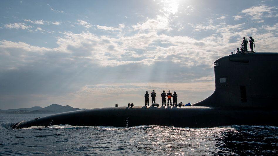 Französische U-Boote