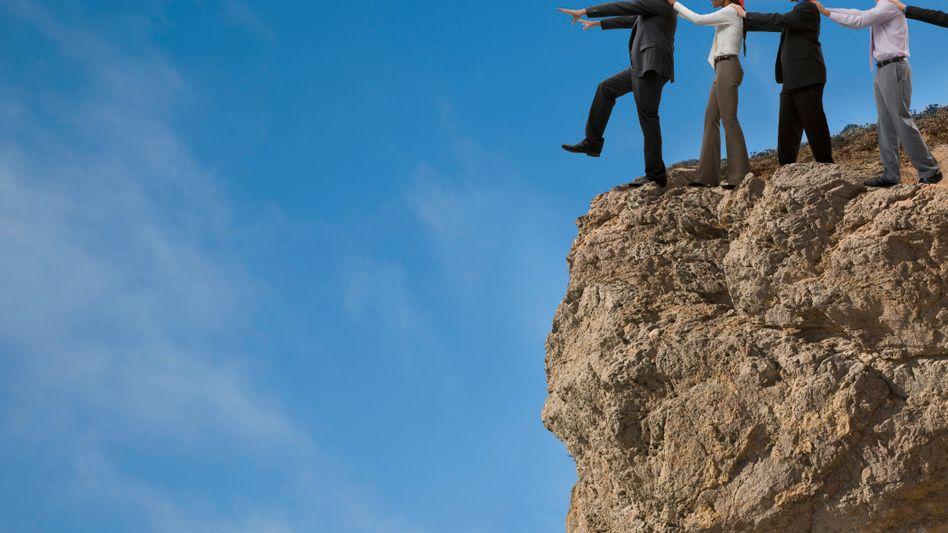 Wehrle warnt: Minus-Management mal Minus-Beratung = multiplizierte Inkompetenz