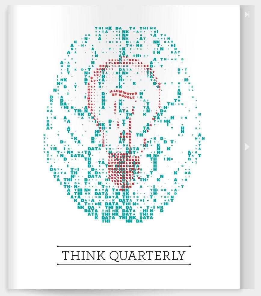 SCREENSHOT Google / Online Mag / Think Quarterly