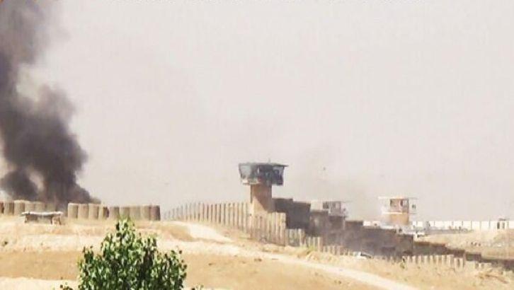 Das Gefängnis Badusch in Mossul: Bis zu 670 Häftlinge weggebracht und getötet
