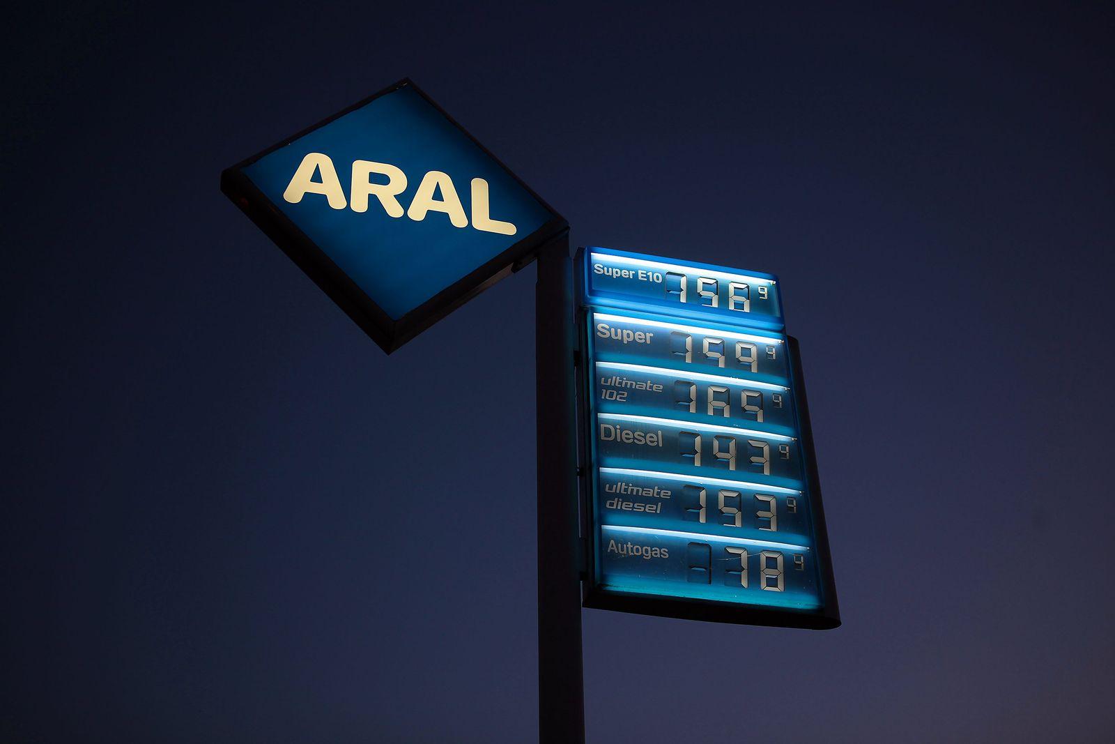 Benzin Preise