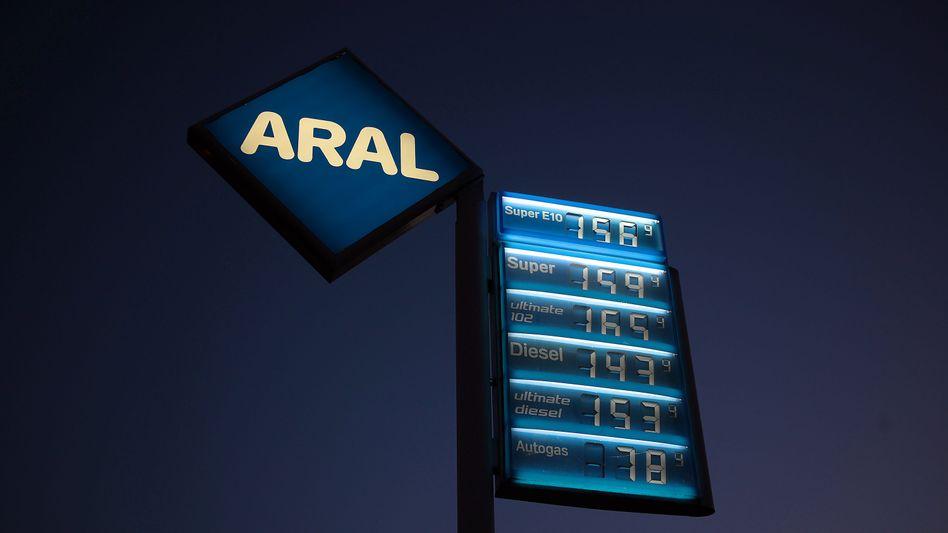 """Aral-Tankstelle: """"Ob sich die Preise durchsetzen, ist eine andere Sache"""""""