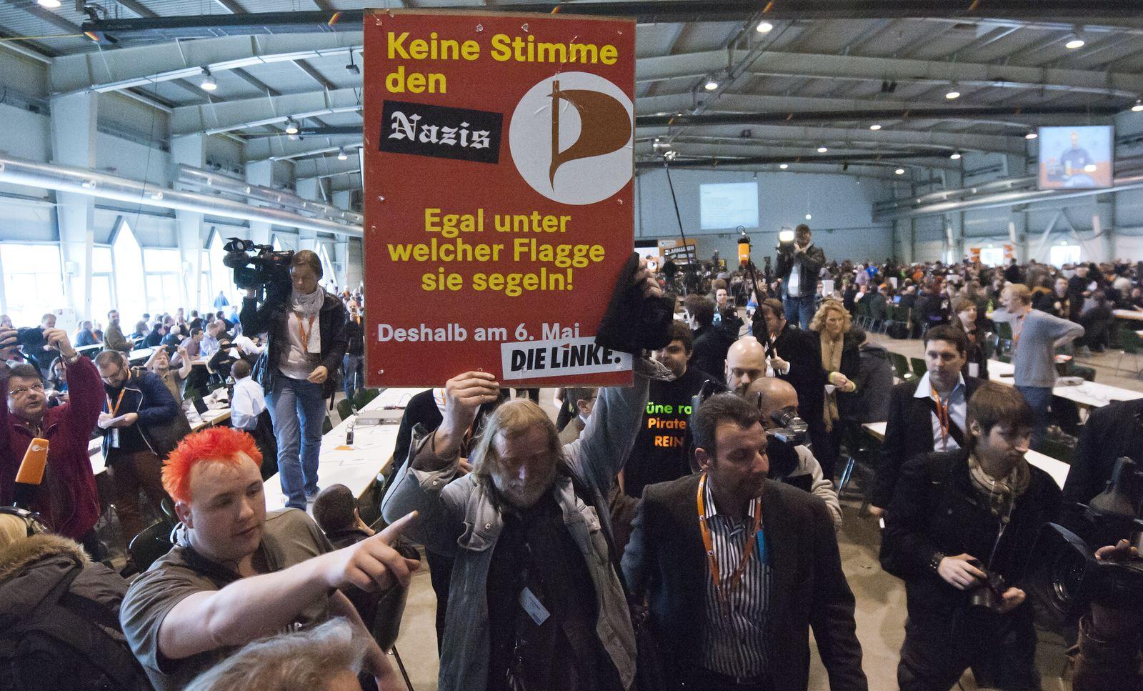 NICHT VERWENDEN Bundesparteitag Piratenpartei