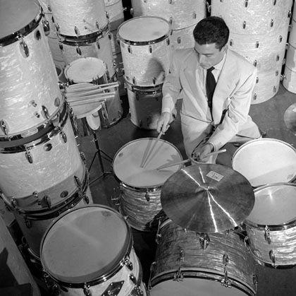 """Schlagzeuger Bellson: """"Bester Drummer aller Zeiten"""""""