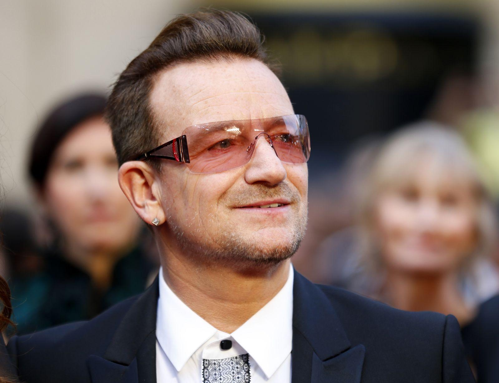 OSCARS/ Bono / U2