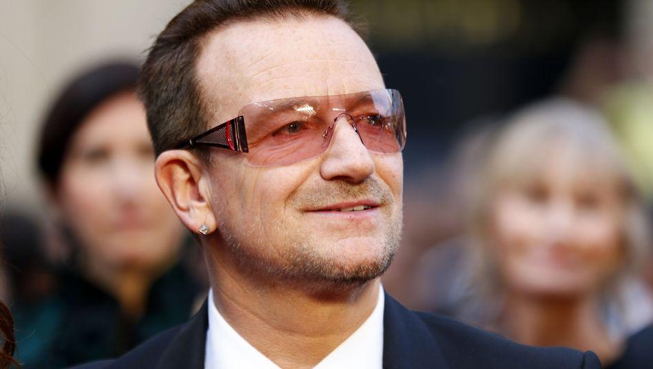 """Bono von U2: """"Alles wird gut"""""""