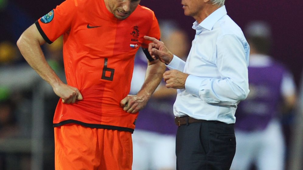 DFB-Gegner Niederlande: Van Marwijks Qual der Wahl