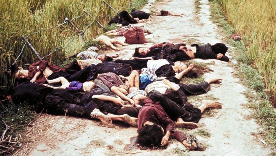 Opfer des Song-My-Massakers