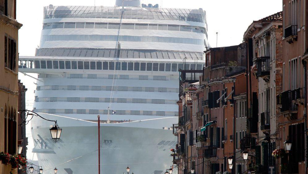 Ozeanriesen in Venedig: Kreuzfahrtschiffe unerwünscht