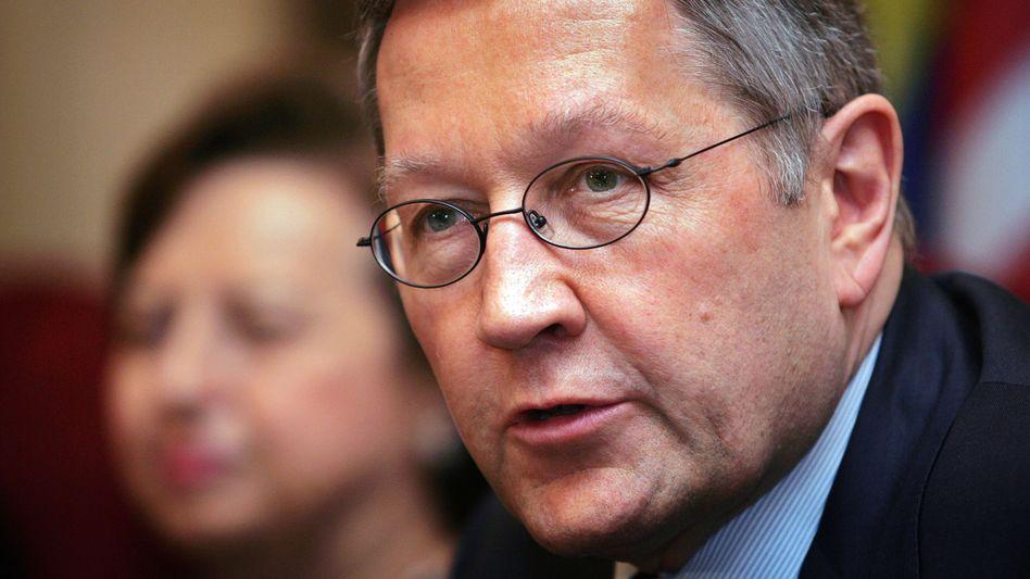 Klaus Regling: Regierungen sollen sich nicht beeinflussen lassen