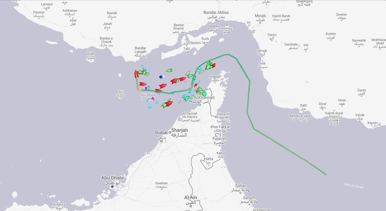Britische Regierung: Zweites Schiff von Iran aufgebracht