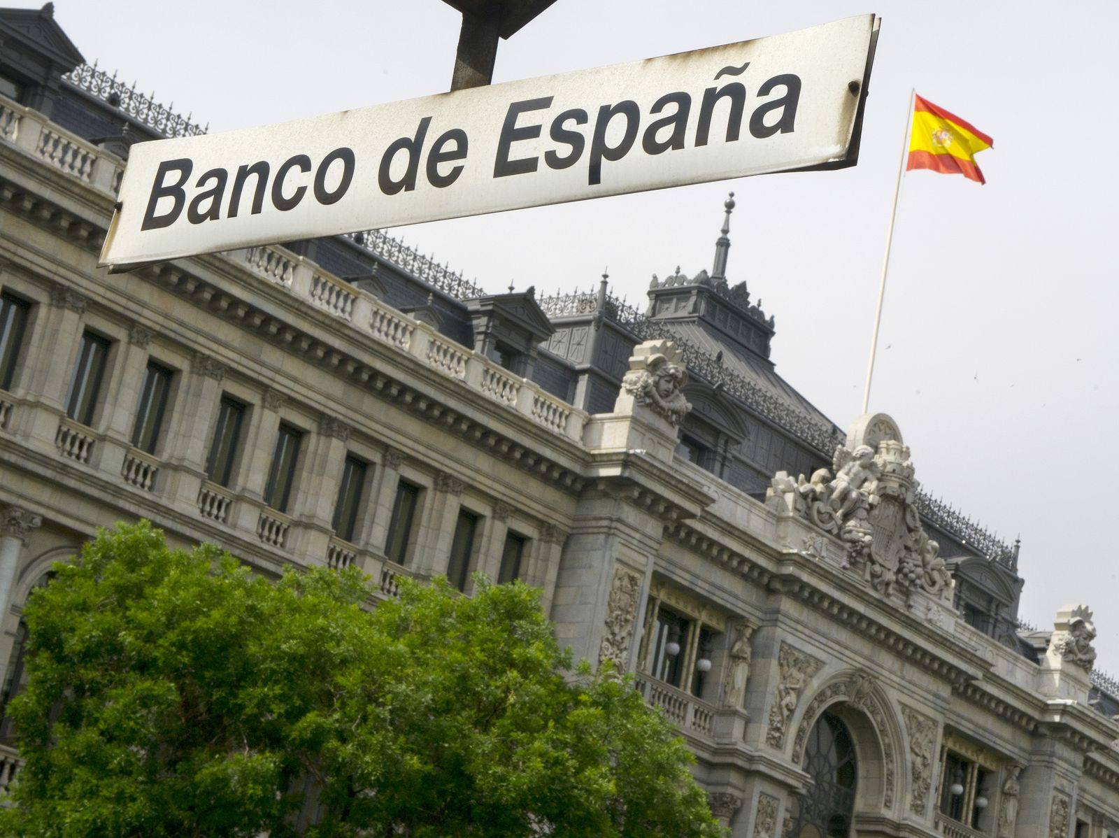 Spanien / Finanzkrise / Banco de Espana
