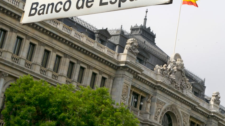 Spain's central bank headquarters in Madrid. The EU agreed to bail out Spain's banks at the weekend, after the country swallowed its pride and requested help.