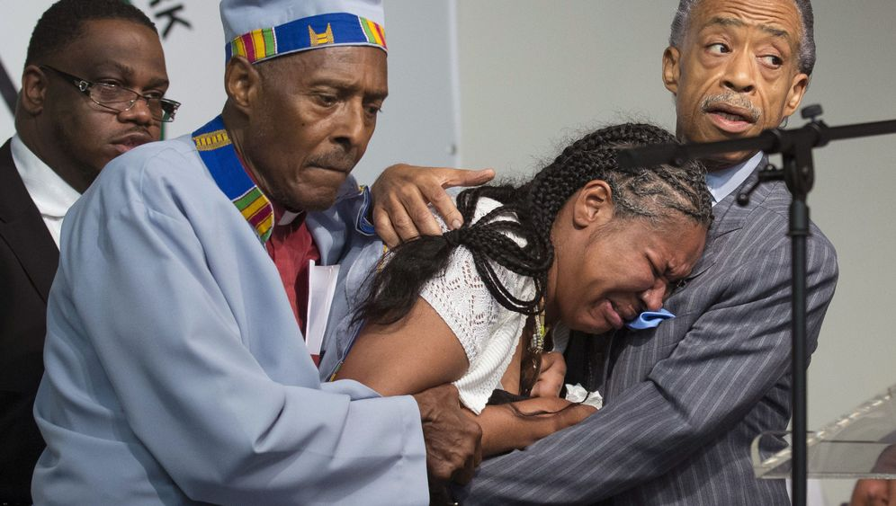 Empörung über Tod nach Festnahme: Der Fall Eric Garner