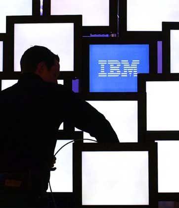 IBM: 3500 Mitarbeiter an 2500 Schreibtischen