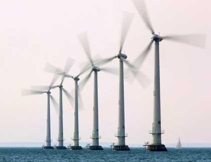 Offshore-Windpark: Bei der Energiepolitik kommt das Stammklientel der Grünen auf seine Kosten
